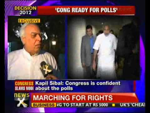 Modi's real face exposed: Kapil Sibal - NewsX