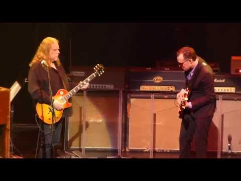Joe Bonamassa, Warren Haynes - Crossroads (BonaTube2013) 5/16/13 Beacon Theater, NY