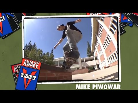 Mike Piwowar : Awake