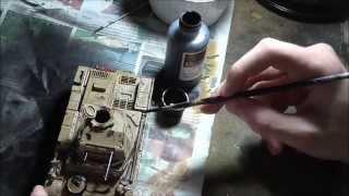 Tamiya Panzer Kampfwagen II Ausf. F/G 1:35 Scale