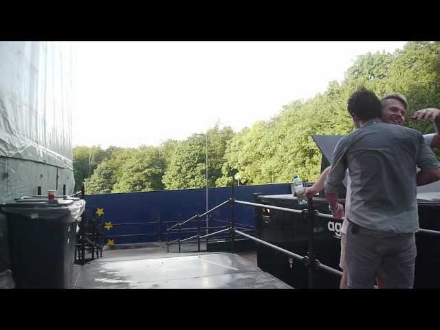 Enter Shikari - Festivals 2012 - Part 13 - Leeds