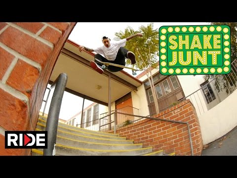 Spencer Hamilton Ride or Die - Shake Junt