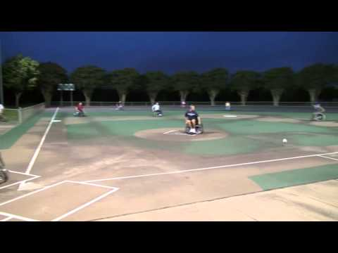 Verne Cox Softball Not Top Ten 5/16/2013