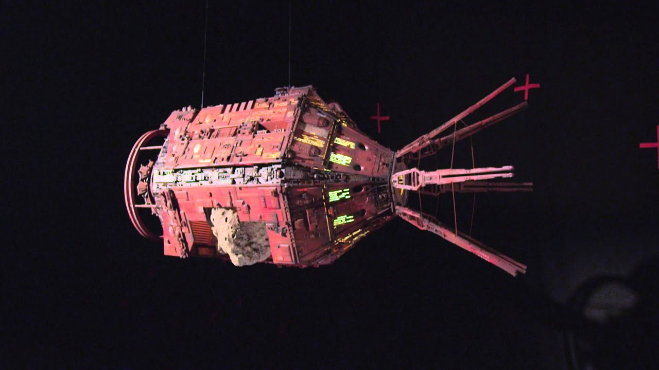 red dwarf ship wallpaper - photo #37