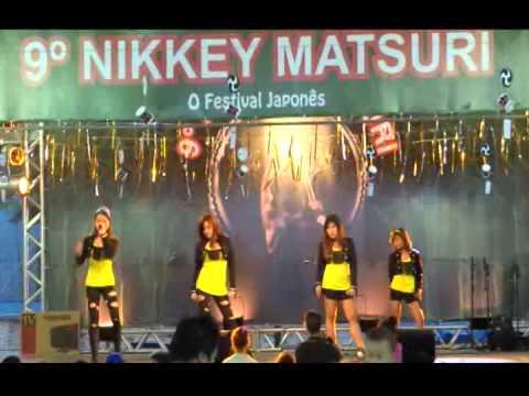 Pop Soul - Vanilla Group - Musik - 9º Nikkei Matsuri - 30/03/2014 - Parte 2