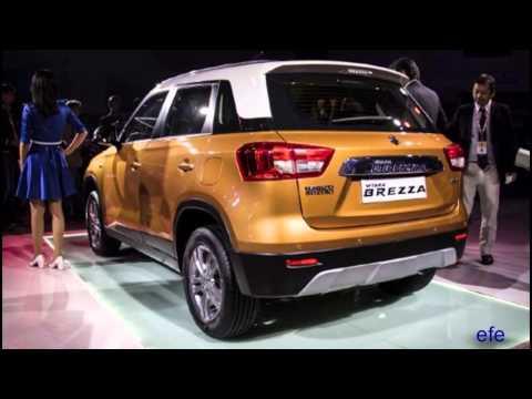 MARUTI VITARA BREZZA - Retails Sales | March 25 2016 | Maruti Suzuki