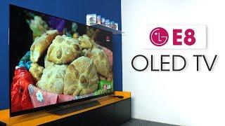 Đánh giá TV LG OLED E8: không chỉ là 1 sản phẩm công nghệ