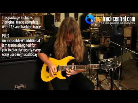 Mattias 'IA' Eklundh - Freak Guitar Vol.3