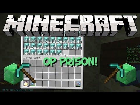 Minecraft: OP Prison Part 21 ABUSING GLITCHES
