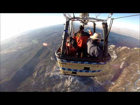 Hot Air Balloon Flight in Albuquerque NM
