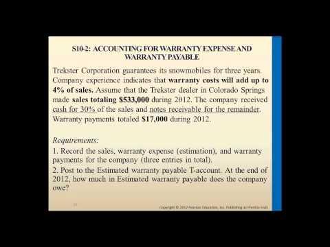 Financial Accounting (Current & Long-Term Liabilities) - Victoria Chiu