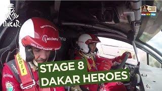 Stage 8 - Dakar Heroes - Dakar 2017