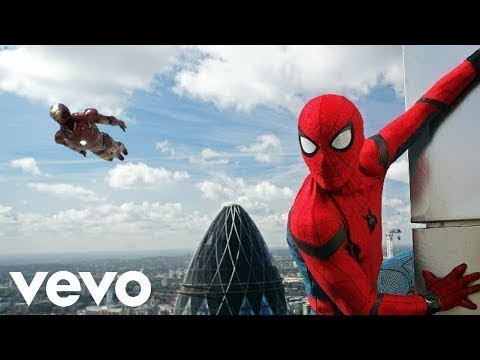Download Lagu  Spider-Man - Imagine Dragons Thunder    Mp3 Free