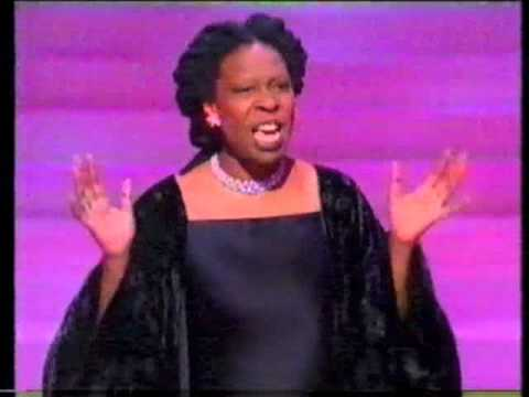 Whoopi Goldberg Opening 68th Oscars (1996 show for 1995 movies)