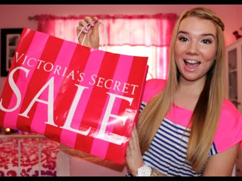 Haul: Victoria's Secret Semi-Annual Sale!