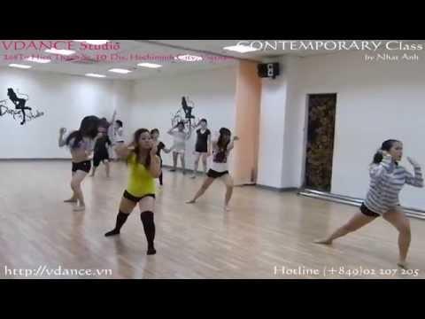 """Hoàng Tôn - """"Dành cho em"""" - Lớp Múa Đương Đại Nhật Anh"""