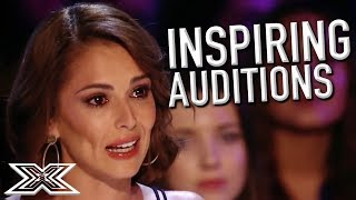 MOST INSPIRING Auditions PART 2 | X Factor Global
