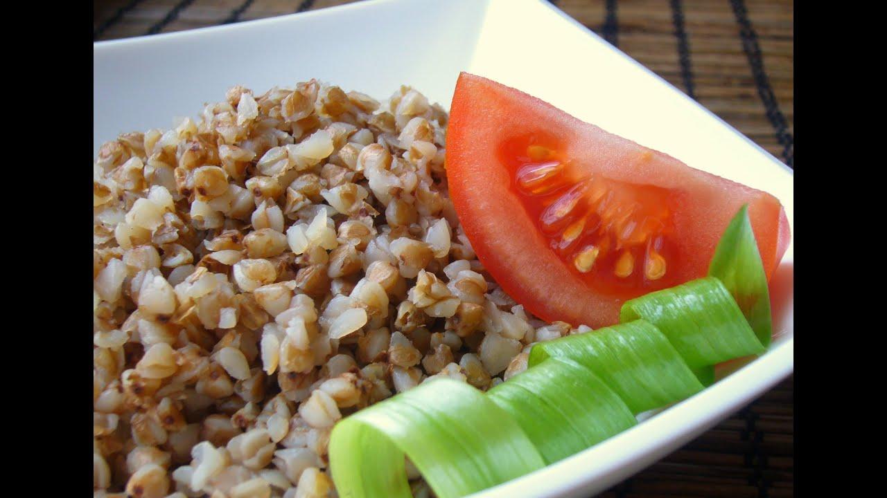 Гречневая диета как запаривать гречку