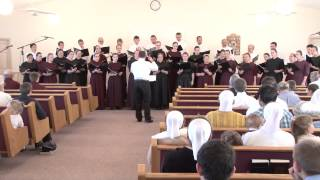 Master, the Tempest Is Raging HD - Texas Mennonite Chorus