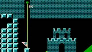 Super Mario Crazy Levels (NES Hack)