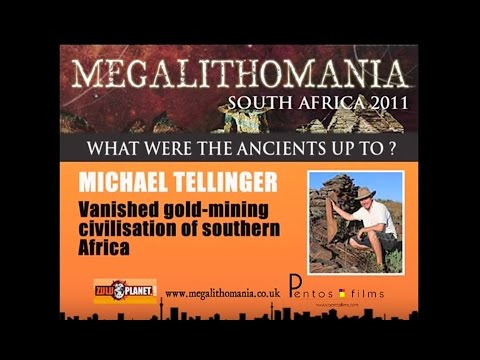 Michael Tellinger: Vanished Gold-Mining Civilization of South Africa FULL LECTURE Part 1