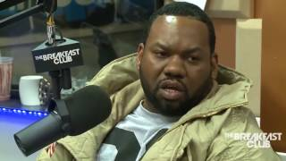RAEKWON INTERVIEW AT THE BREAKFAST CLUB POWER 105.1 (FULL 30MINS)