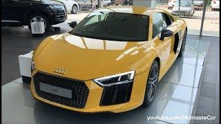 Audi R8 V10 Plus Coupé 2017   Real-life review