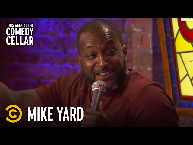 "Mike Yard: ""Racism Is So Confusing"" - This Week at the Comedy Cellar thumbnail"