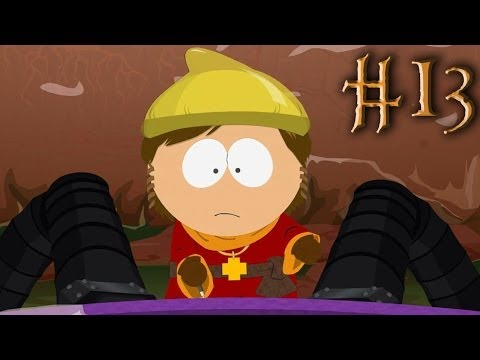 ABORTION INSIDE GAY MANS BUTTHOLE - South Park: The Stick of Truth - Part 13