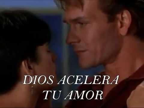 GHOST La sombra del amor (subtitulada español ) MARCOS R J