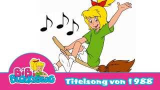 Bibi Blocksberg - Original Titelsong von 1988 | Song Lied