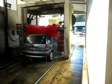 car wash machine crossword clue