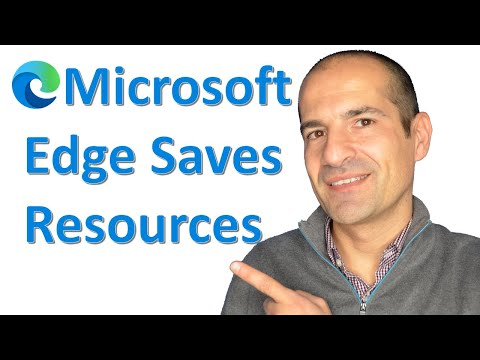 How to save resources of your device with Microsoft Edge [SLEEPING TABS]💤