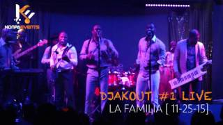 Djakout # 1 - La Fwa Live - New Song with Polo