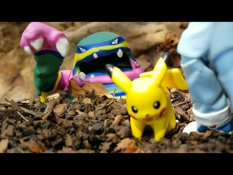 Pokémon figure review: Alolan Muk and Wicked cool toys