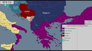The History of the Balkan Peninsula