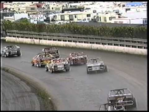 "Rush Hour on DIRT ""Eckerd 300"" New York State Fairgrounds Syracuse, NY 1998"