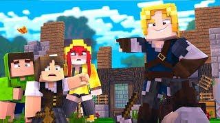 a MELHOR CASA de todas será a MINHA!! - Minecraft Infinito #3