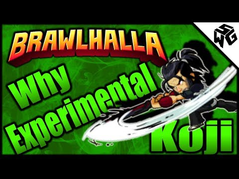 Experimental 1v1's w/ Koji! - Brawlhalla Gameplay :: Explaining Why I Like Experimental!
