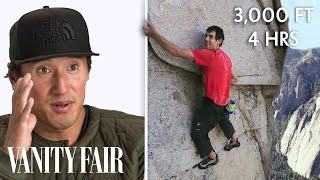 How They Filmed the First El Capitan Climb With No Ropes | Vanity Fair