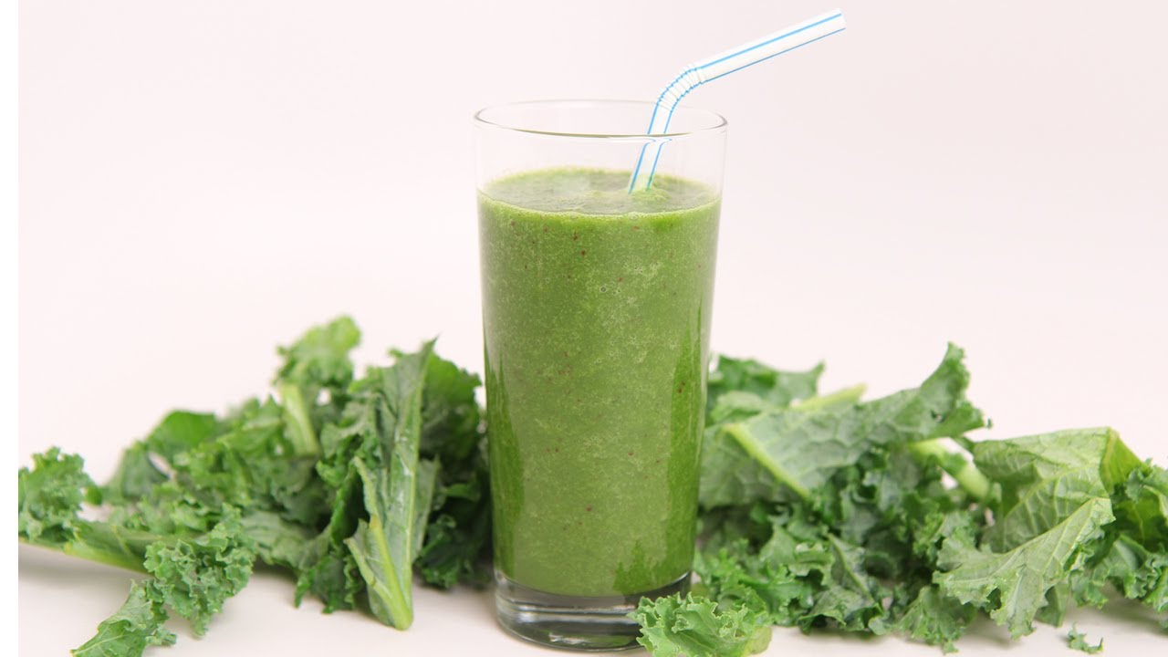Green Juice Recipe - Laura Vitale - Laura in the Kitchen Episode 620 ...