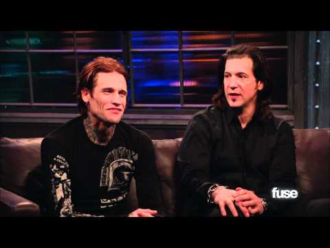 Buckcherry's Tattoo Style - Hoppus On Music