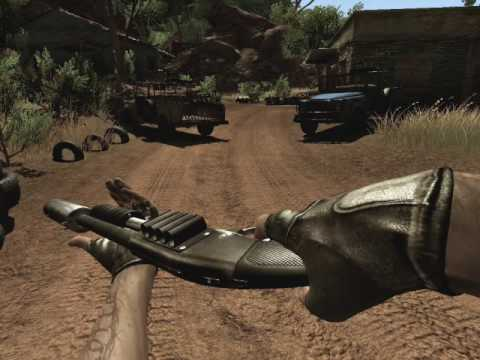 Far Cry 2 Fortunes Pack for PC - New Weapons! Crossbow, Silenced Shotgun