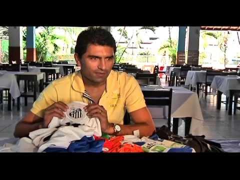 Video mostra a história da vida do ex-jogador de futebol profissional, o cearense BECHARA.
