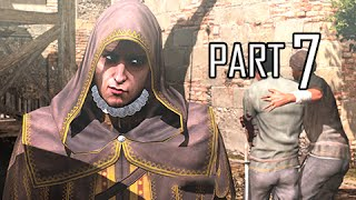 Assassin's Creed Brotherhood Walkthrough Part 7 - La Volpe (ACB Let's Play Commentary)