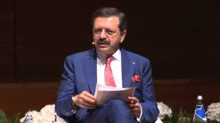 "Hisarciklioglu ""SMEs are the only way to sustain growth"""