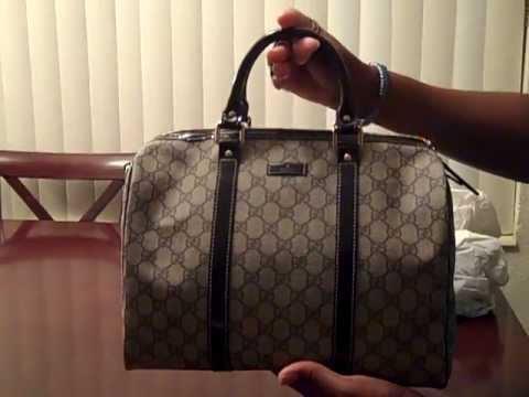Gucci Boston Bag Review Gucci Boston Bag