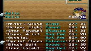 Final Fantasy VI- Naked Sneak Part 21