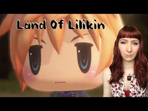 World Of Final Fantasy PS4 PS Vita LIVE STREAM Let's Play Walkthrough Part 1 - Land Of The Lilikin