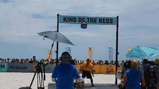 Oleksii Novikov King of Kegs - World's 12th Strongest Man 2019